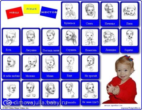 Учебник жестового языка