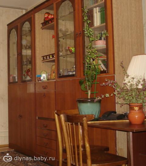 как перекрасить старую мебельную стенку фото