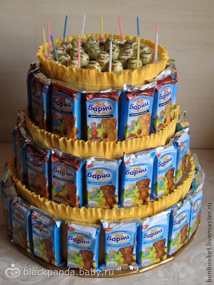 Как приготовить красивый торт своими руками фото 420