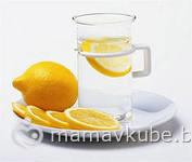 «лимонное похудение»