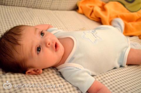 Мой птеньчик:)