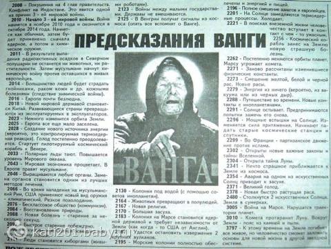 Гороскоп Юлии От Ванги