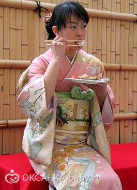 Вес остановился японская диета