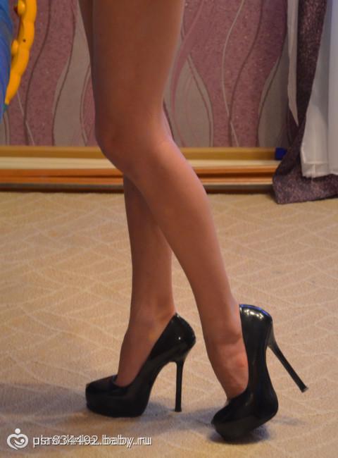 каблуки домашнее фото