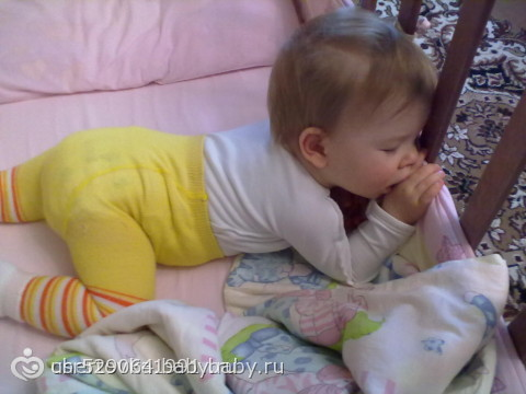 Конкурс:«Спящий малыш»(Этап 2)