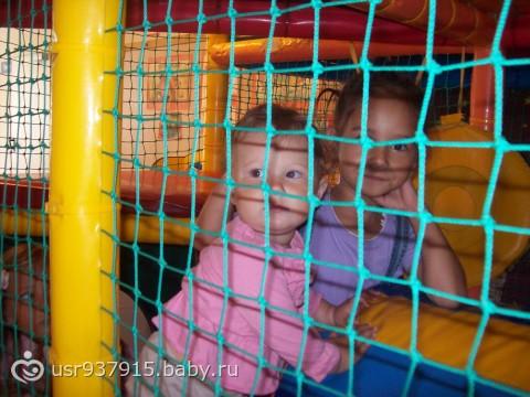 детка в клетке