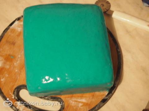 Как сделать чтобы мастика на торте блестела бетон наливной пол