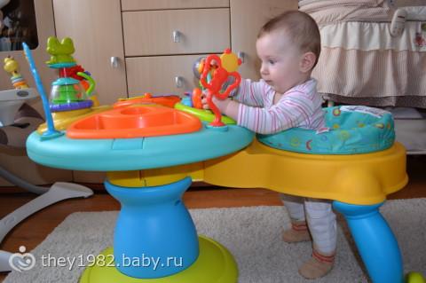 Какие игрушки нужны ребёнку в 8 месяцев: мальчикам и девочкам