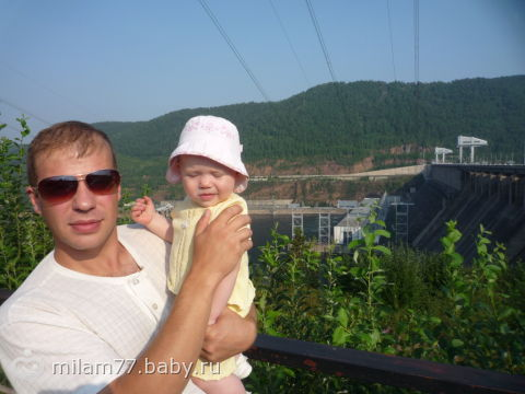Поездка в Дивногорск и на ГЭС