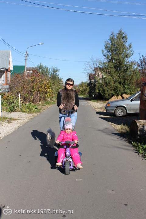 Вчерашняя прогулка. Фото.