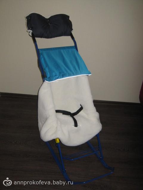 как выбрать санки - часть 1. санки-коляска