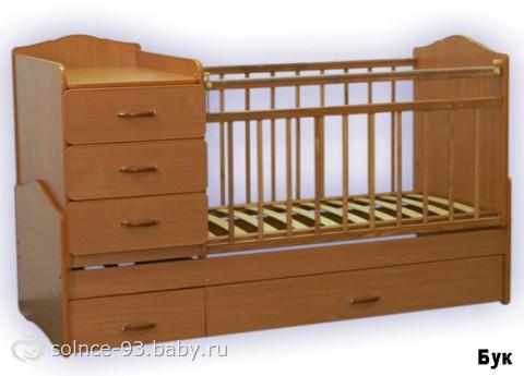 у кого кроватка -трансформер или как вам?