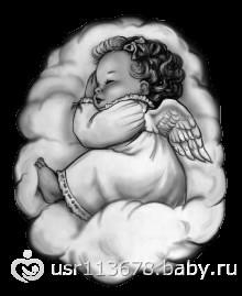 Фото ангелочков на памятник ребёнку 56