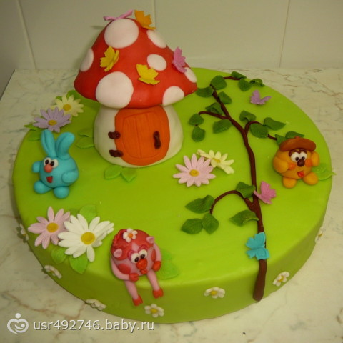 Торт детский волгоград фото