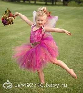 Юбка пачка для девочки 5 лет