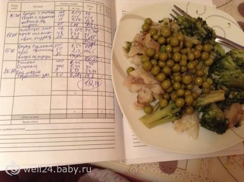 Борменталь дневник питания скачать