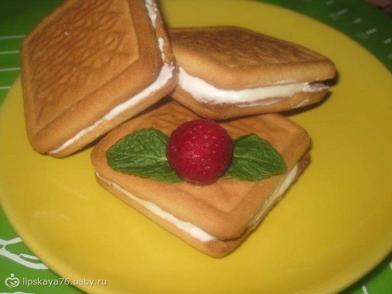 Творожный десерт для детей)))