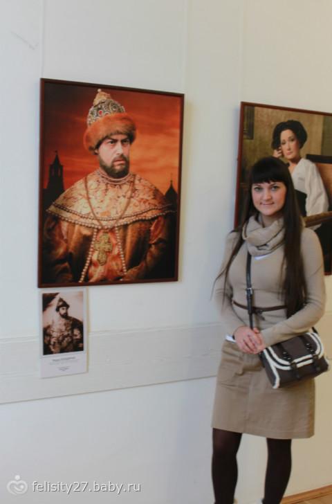 Семейные портреты знаменитых художников фото