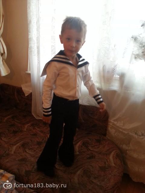 Костюм моряка своими руками фото 425