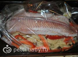 Органолептические способы определения степени готовности блюд из рыбы