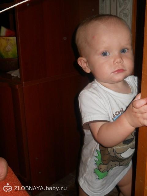 Мой маленький шухер)))