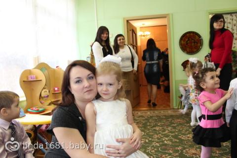 Утренник в саду)))))
