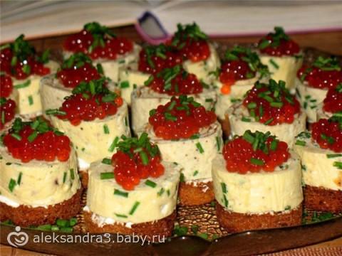 Оригинальные закуски на стол рецепты с фото