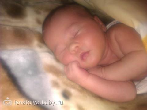 Сладкий сон Елизаветы!!!!!!