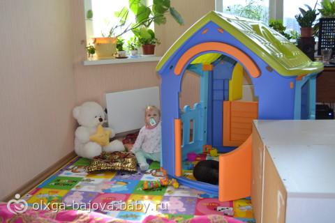 наш импровизированный детский сад
