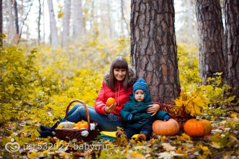 Осень-золотая))))