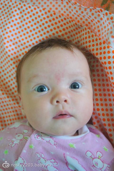 До какого возраста у ребенка может поменяться цвет глаз