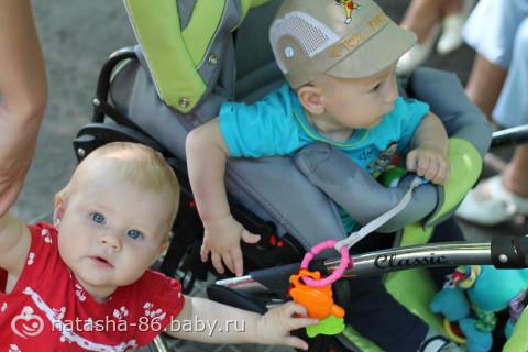 Встреча бебирушек Муром (3 июля)