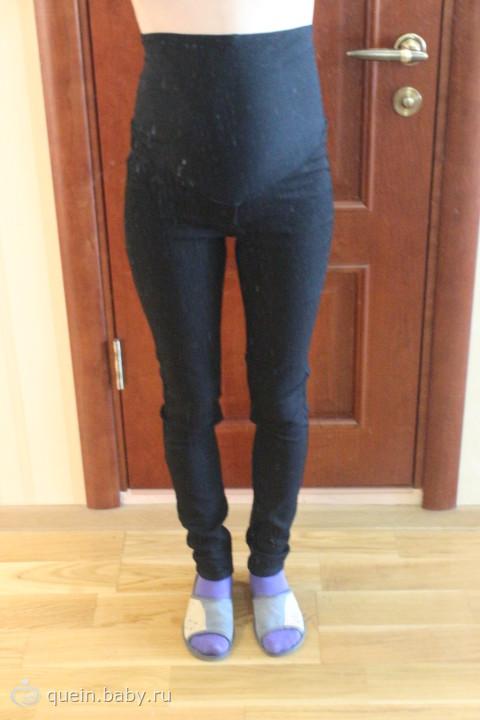 Можно ли из обычных джинс сделать для беременных