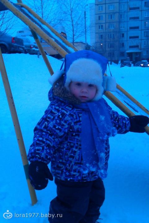 снега ещё много!