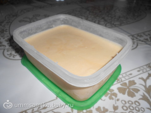 рецепт мороженого (опробованный)