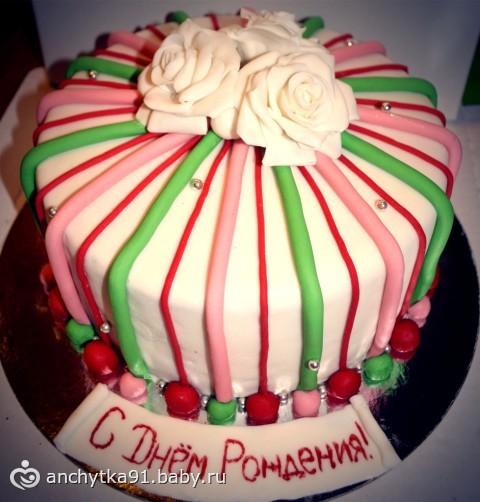 Мои последние тортики!