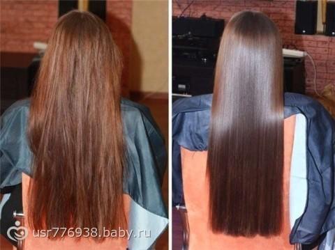 можно ли в 14 лет делать кератиновое выпрямление волос