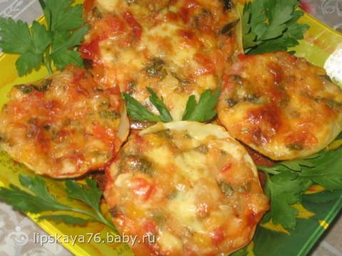 Блюда из патиссонов рецепты с фото простые