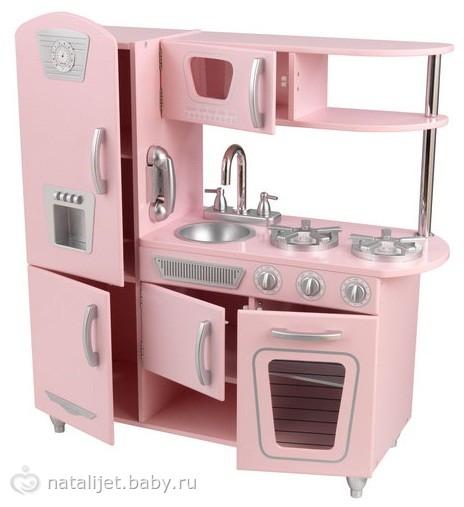 детские кухни фото