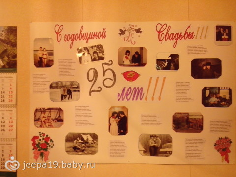 Подарки маме и папе на годовщину свадьбы фото