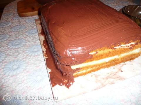 Торт ореховая ветка фото 6