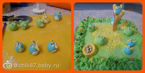 Я с подробностями тортов) и мечта моя сбылась))