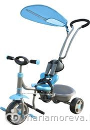 Велосипед или машинка-каталка?
