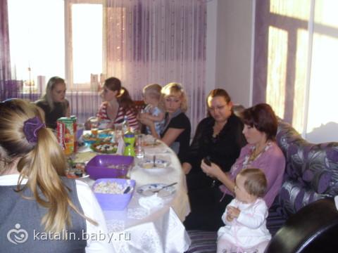 Встреча Беби ру у меня дома) Алматы (Модераторы готовьте нам значки!!!)))