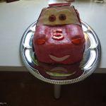 торт тачка на д.р. сына 5 лет