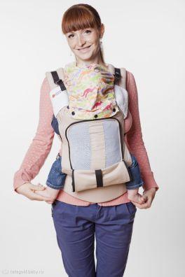 Эрго рюкзак Love & Carry — Сказки Австралии